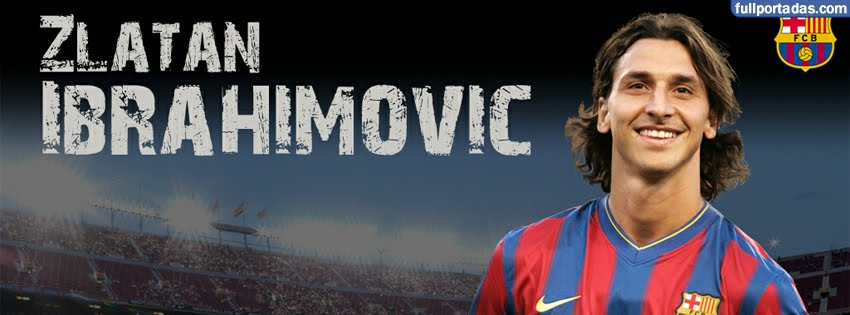 Portadas para facebook Zlatan Ibrahimovic