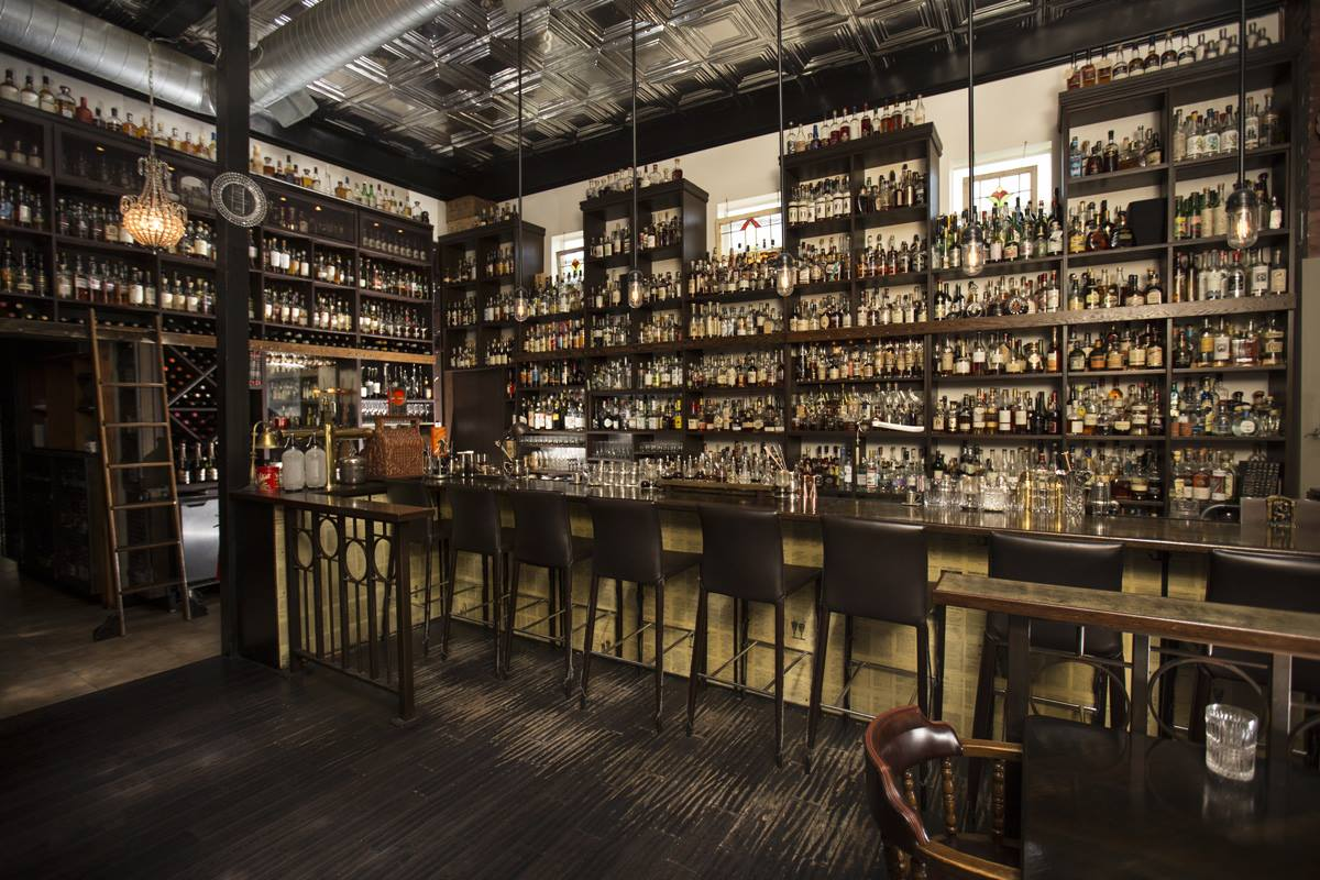 Canon, Best bars in seattle, capitol hill, top bars, seattle university