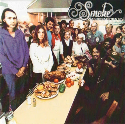 the Smoke ~ 1969 ~ At George's Coffee Shop