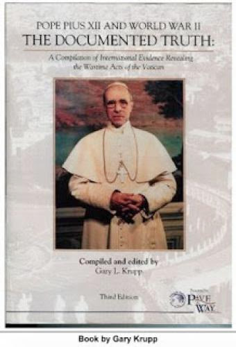 Rehabilitating Pope Pius Xii