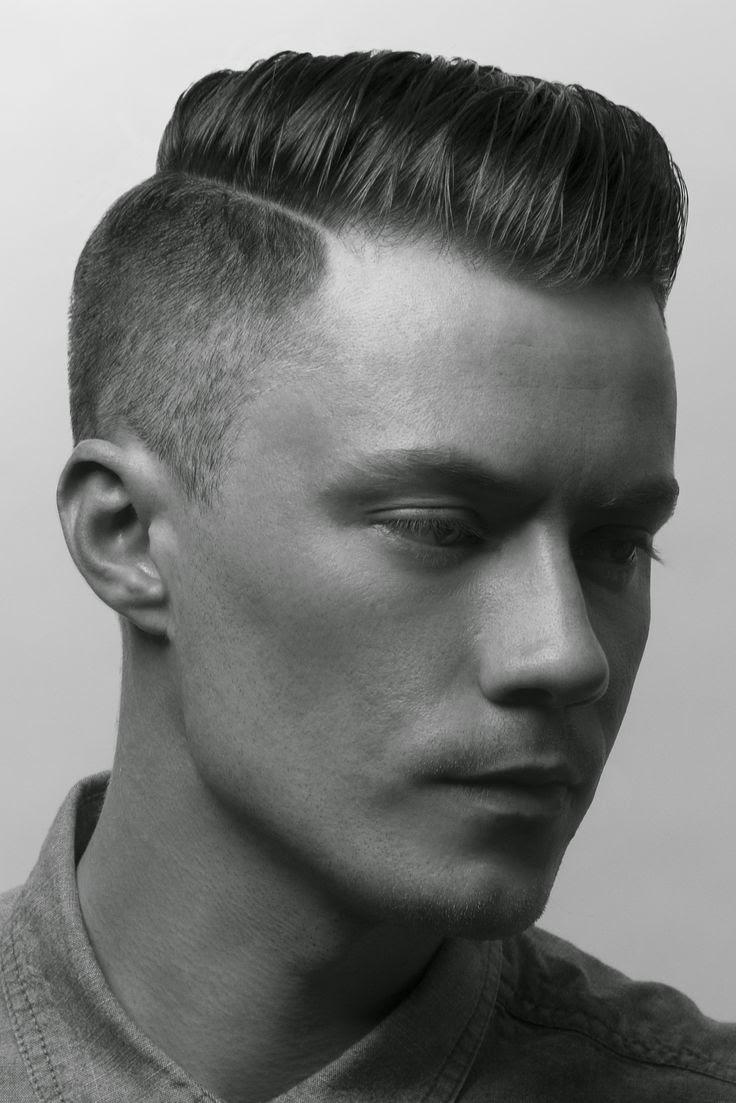 Fotos De Peinados Para Hombres Jovenes - Peinados-modernos-para-hombres
