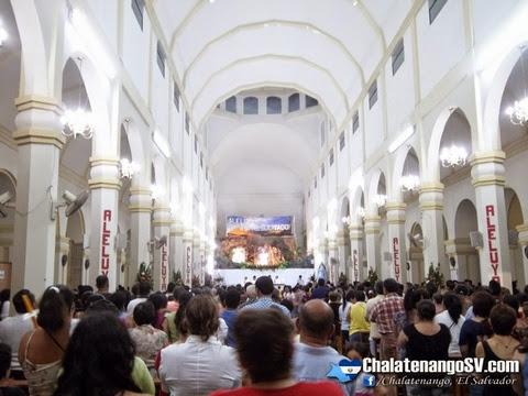 Imágenes de Catedral de Chalatenango