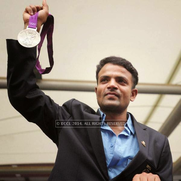 """Vijay Kumar has been named as the flag bearer for Indian contigent at the opening ceremony of the Commonwealth Games,"" Chef-de-Mission of the Indian contingent, Raj Singh said."