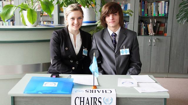Студенты - председатели комитета