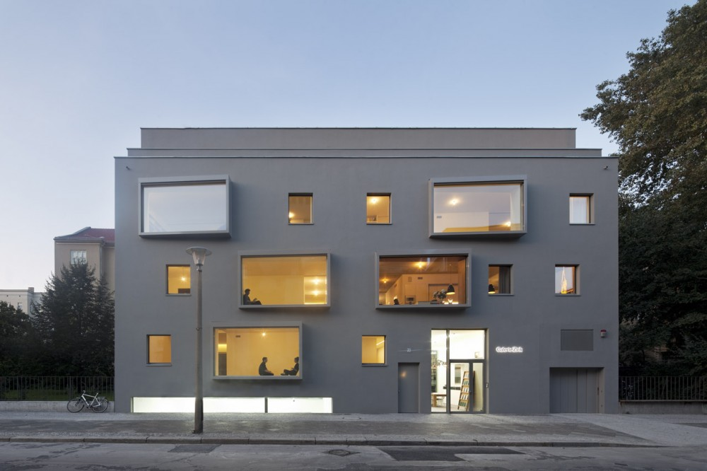 Contemporary Building in Berlin design by  BCO Architekten