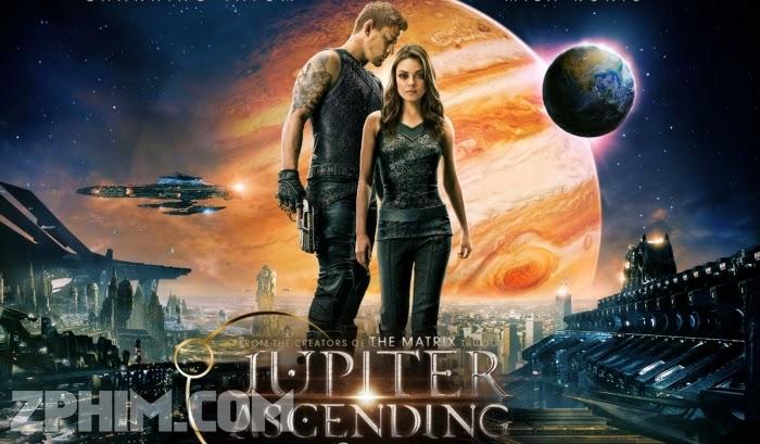 Ảnh trong phim Người Thừa Kế Vũ Trụ - Jupiter Ascending 1