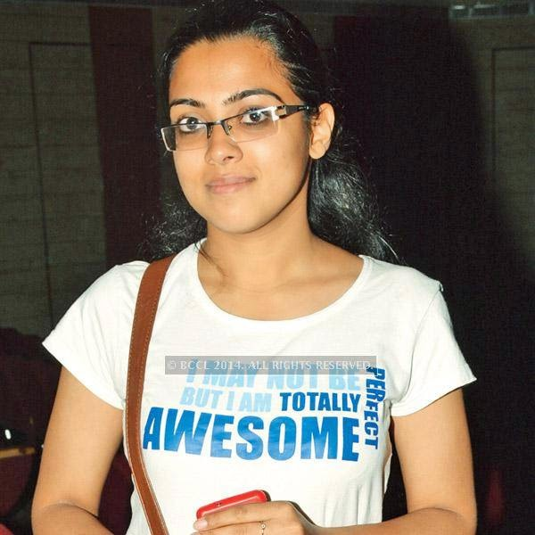 Aayushi Sharma during the Lucknow Theatre Festival which was organised in the city from July 17.