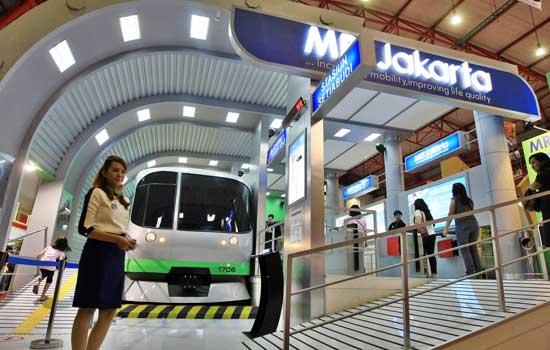 Telusuri Keunikan Dunia Konsep Mrt Dan Bus Terowongan Jakarta Dan