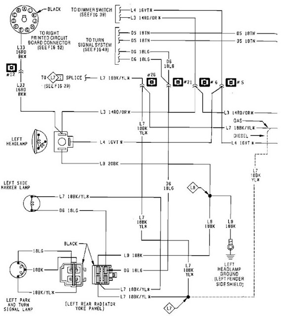 headlight wiring 1986 dodge d150 wiring diagrams dodge 150 wiring diagrams wiring 1986 dodge ram ignition wiring diagram at crackthecode.co