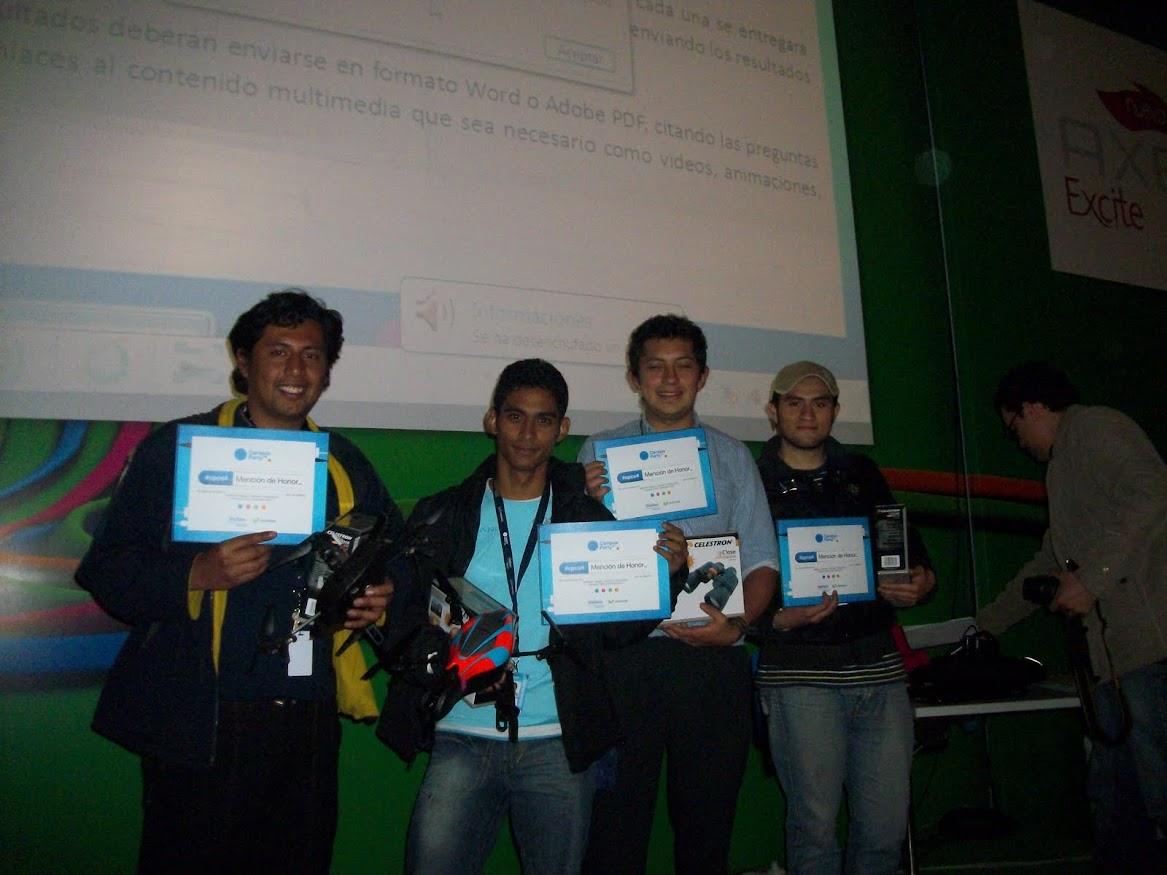 Premio Campus Party CPCO4