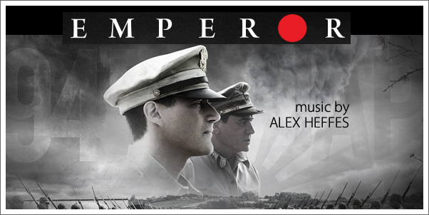 Emperor (Soundtrack) by Alex Heffes - Review