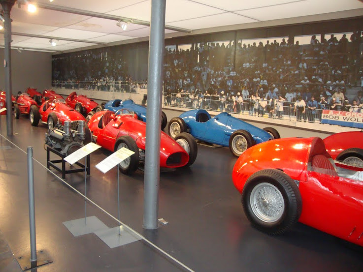 Musée Automobile de Mulhouse  DSC07037