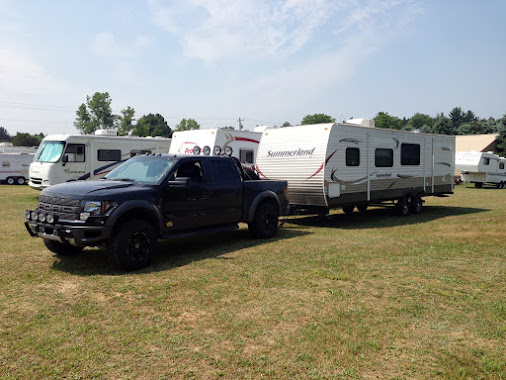 Ford Explorer Towing Camper >> What's the most weight you've guys towed with - FORD RAPTOR FORUM - Ford SVT Raptor Forums ...
