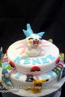 Renees 9th Birthday Cake