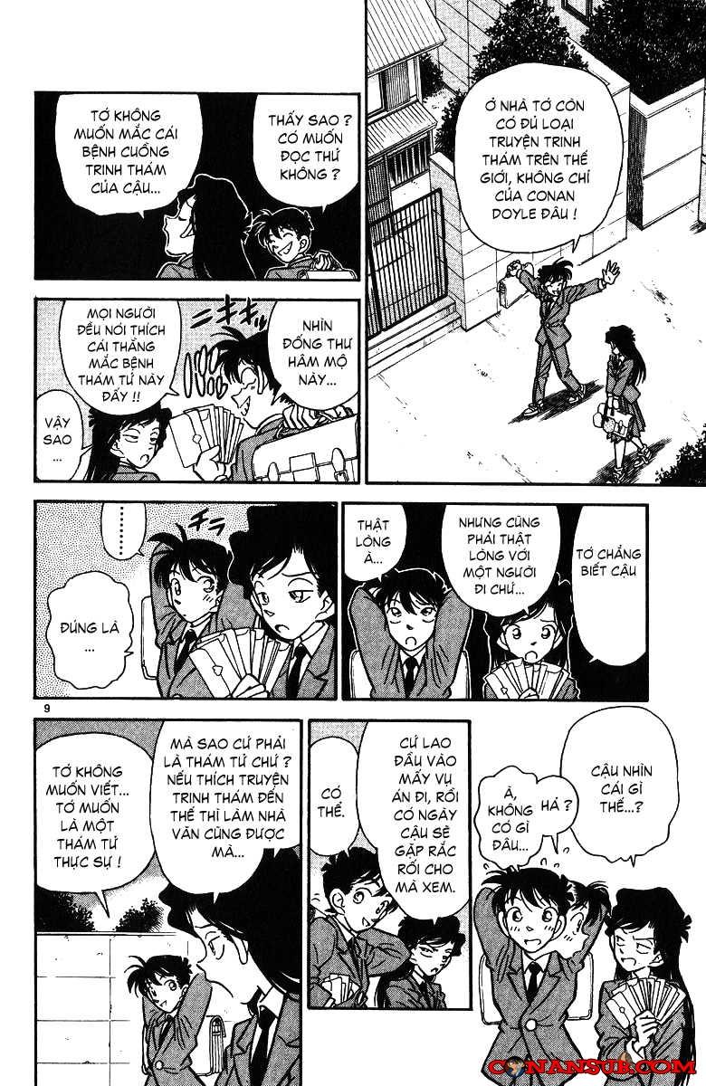 cn 014, Thám tử lừng danh Conan chap 1    NarutoSub