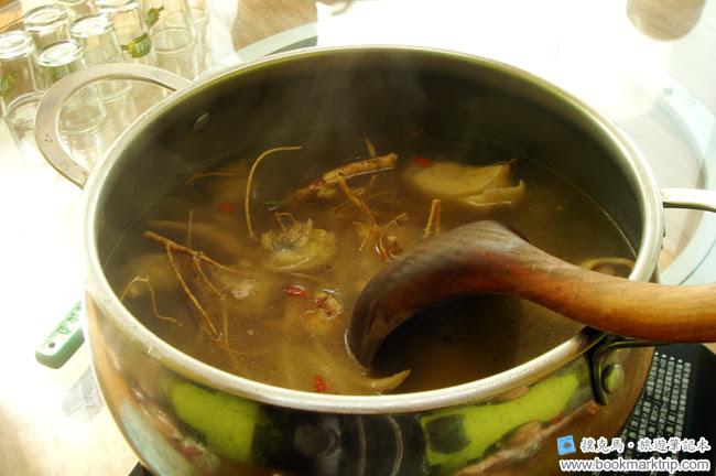 筑園料理餐廳九尾草雞湯