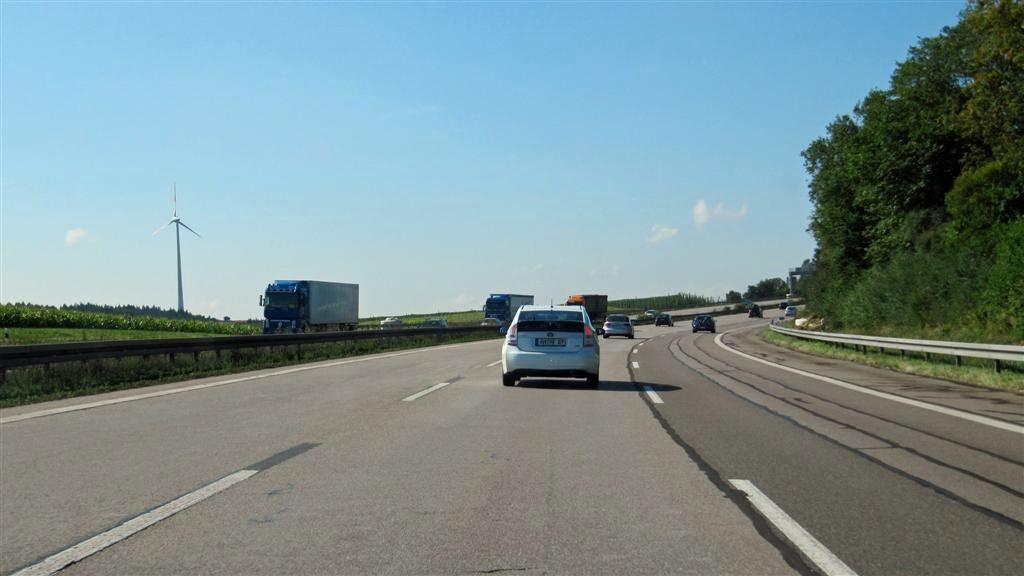 nemške avtoceste
