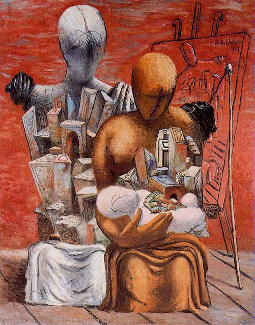 Giorgio de Chirico - The painter's family