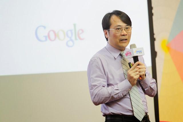 Google Taiwan董事總經理簡立峰:從未看過硬體如此重要 圖片來源:林衍億攝