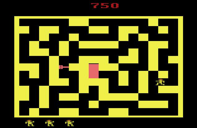 XMan Atari 2600