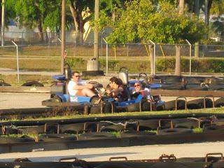 Go Karts Boomers Dania Beach Florida