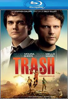 Trash - A Esperança Vem do Lixo BD-R