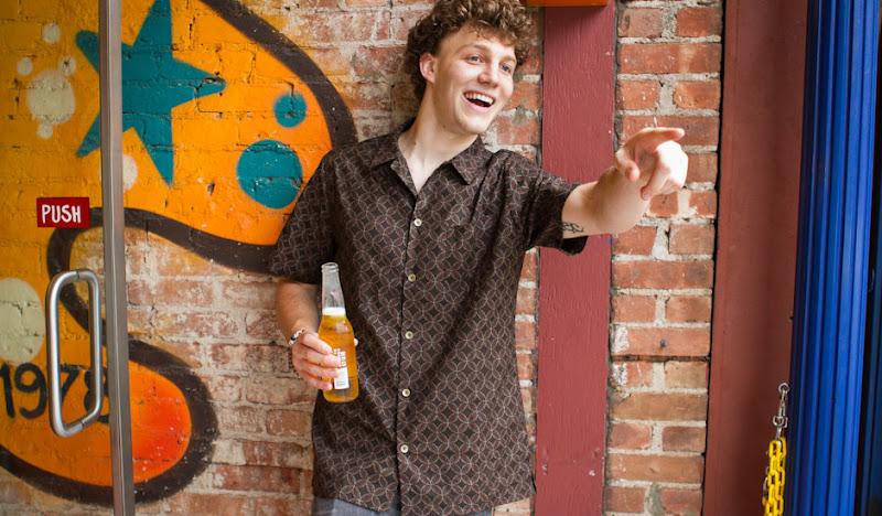 Brown Bawaiian Drinks Orange Soda