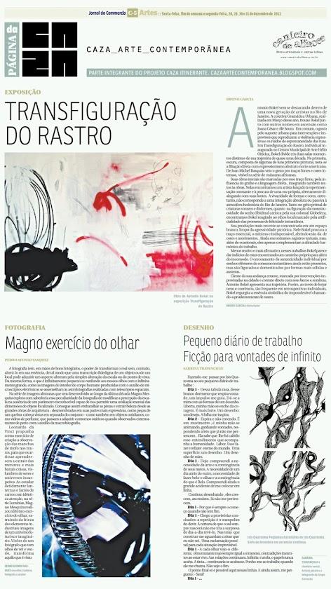 Página da Caza - 28 de Dezembro de 2013