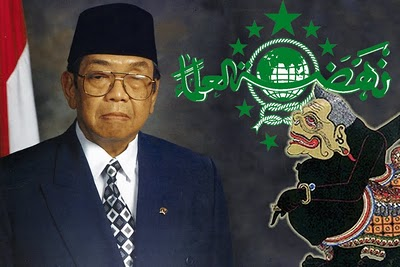 Gus Dur Idolaku