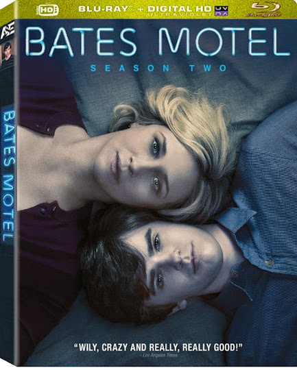 Bates Motel 2º Temporada (2014) Blu-Ray 720p Download Torrent Dub e Leg