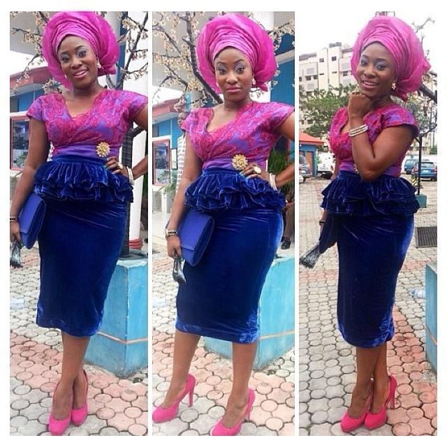 Fashion Ankara Magazine Everyday People In Rich Nigerian