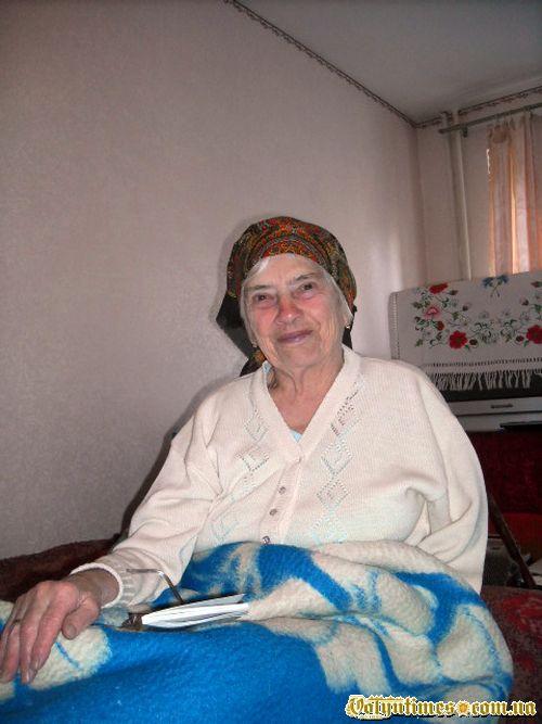 Лідія Демчук ніколи не втрачає життєвого оптимізму та знаходить сили радіти кожній хвилині життя.