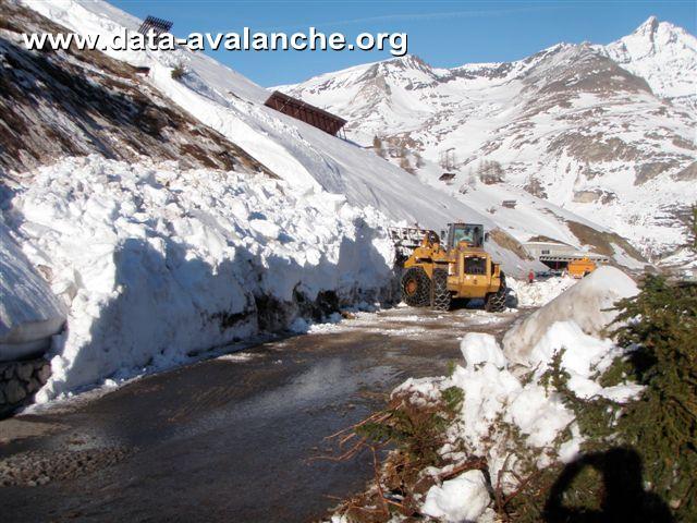 Avalanche Haute Tarentaise, secteur Tignes, La Légette ; RD87a - Photo 1