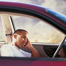 Cách để chống ngủ gật khi lái xe