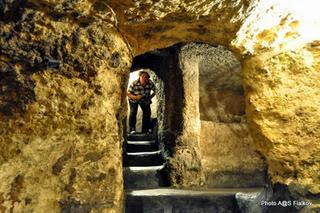 Пещеры и труннели Иерусалима. Экскурсия Иерусалим подземный. Гид в Израиле Светлана Фиалкова.