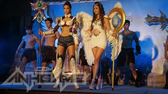 Ngắm cosplay trong lễ ra mắt Thần Chiến Kỉ Nguyên - Ảnh 3