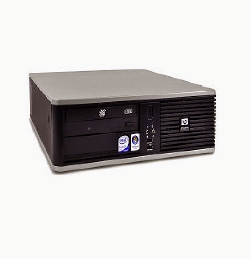HP Compaq DC5800 Small Form Factor 2 Xác case HP Compaq dc5800 Small Form Factor PC