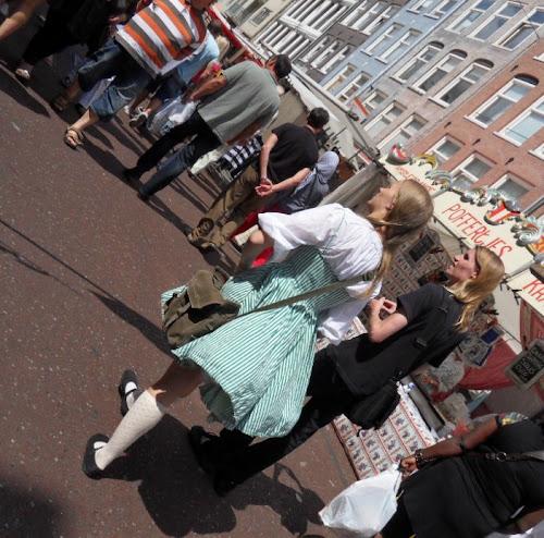 Olandesine a passeggio
