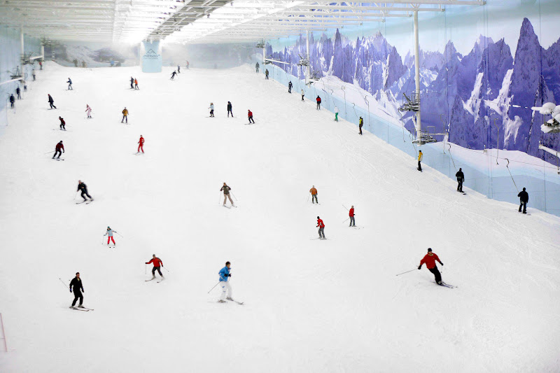 indoor ski centre projects move forward around the world