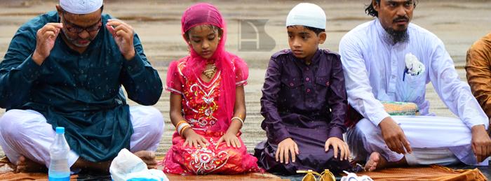 Eid, girl, culture, muslim, islam, india, kolkata, calcutta, 2012