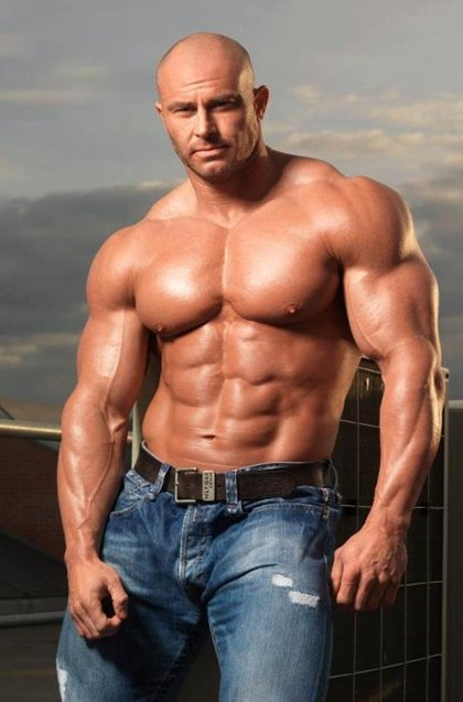 Photos Set Part 9 of - Bodybuilding Male Models