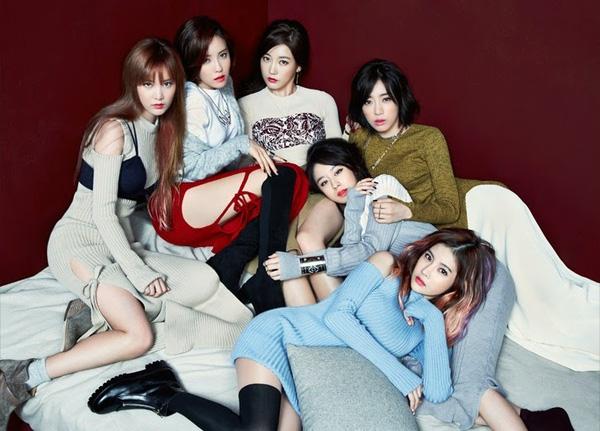 Bị tẩy chay ở Hàn, T-ara vẫn sở hữu MV Kpop được xem nhiều nhất Trung Quốc