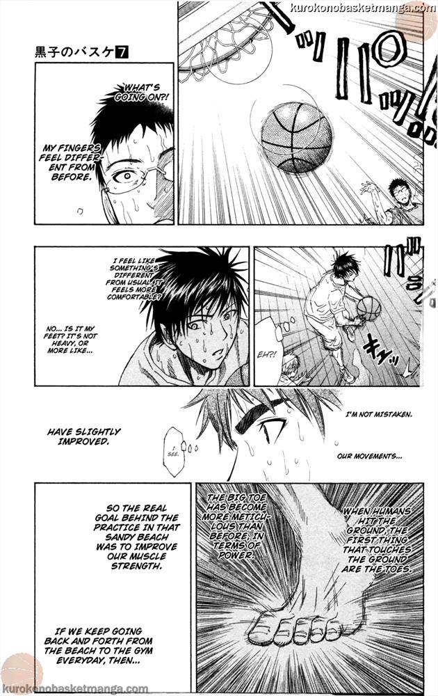 Kuroko no Basket Manga Chapter 59 - Image /0013