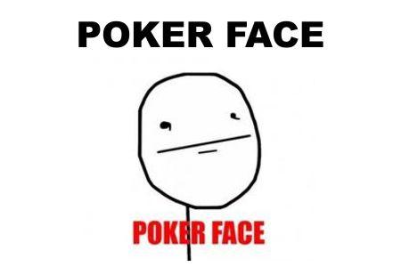 Poker face faith no more