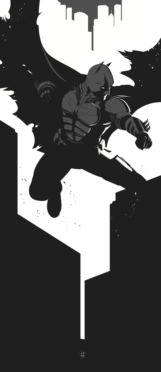 Batman de Jonathan Ferraccione