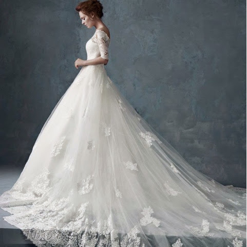 http://www.tbdress.com/product/Off-The-Shoulder-Half-Sleeves-Lace-Cathedral-Train-Wedding-Dress-11001027.html