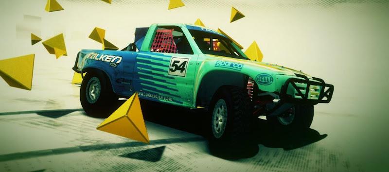 รายการรถกลุ่ม Land Rush ใน DiRT 3 Dirt3-212