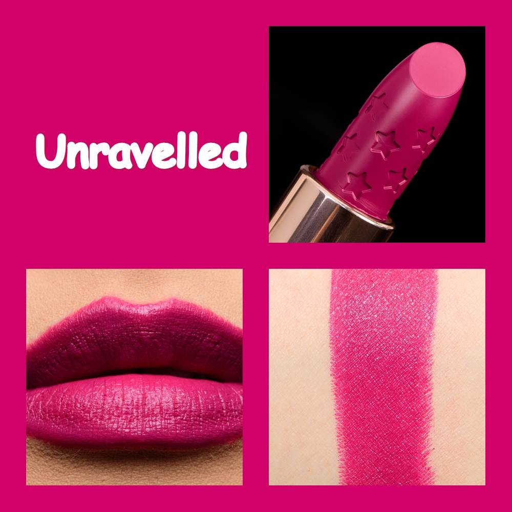 Lux LipstickColourpop Unravelled