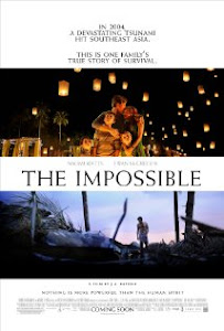 Thảm Họa Sóng Thần - The Impossible poster