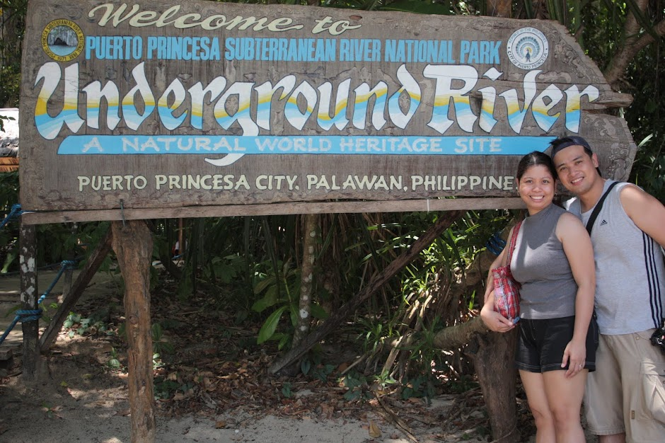 Jen and PauTravels at the Puerto Princesa Underground River